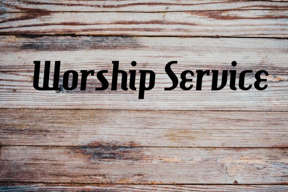 Worship 8-29-21