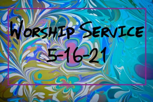 Senior Sunday 5-16-21
